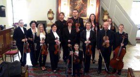 Két koncertet is ad Prágában a Harmonia Classica kamarazenekar