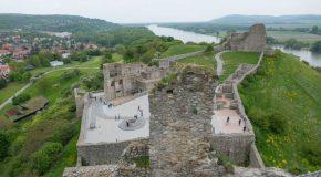 Ismét látogatható a dévényi vár felső része