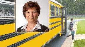 Kiss Beáta: Iskolabuszokról – kicsit másképp