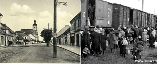 Emlékhely, konferencia és kiállítás Somorján a 70 évvel ezelőtti üldözésekre emlékezve