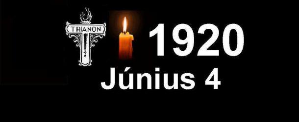 A trianoni békediktátum – Nemzeti Összetartozás Napja