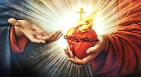 Napi evangélium – 2017. június 23. – Péntek, Jézus szentséges szíve