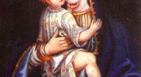 Könnyező Szűzanya búcsúja Bacsfa-Szentantalon