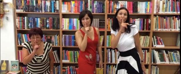 Nézze meg a Zalabai Zsigmond városi könyvtár kisfilmjét