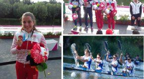 Seregi Karolina ezüstérmet szerzett a győri Európai Ifjúsági Olimpiai Fesztiválon