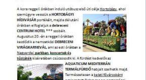 Utazzon Debrecenbe és a Hortobágyra
