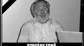 Meghalt Ozogány Ernő