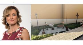 Hervay Rozália is 500 euróval támogatja a kitelepítési emlékművet