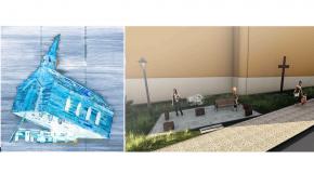Dunart.com7 szponzorképekkel támogatja a kitelepítési emlékművet