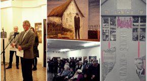 Tragikus sorsokat mutat be a kitelepítésekről szóló somorjai képzőművészeti kiállítás