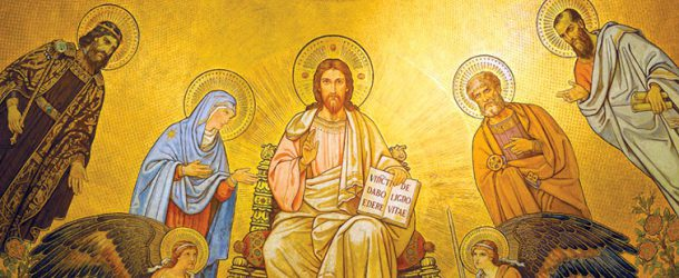 Napi evangélium – 2017. november 26. – Vasárnap, Krisztus, a mindenség királya