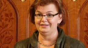 Pogány Erzsébet az Arcvonások c. műsorban