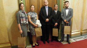 Somorjai gimnazisták sikere Budapesten