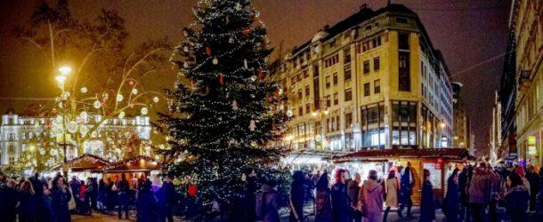 Karácsonyi vásár Somorján