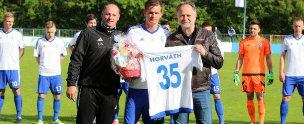 Az STK kapitánya, Horváth Csaba váratlanul befejezte pályafutását
