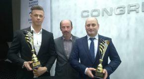 Zalka Csaba is Vass Géza is győzött a 2017-es kajak-kenu díjátadó gálán