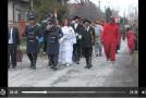 2011-es dokumentumfilm a tejfalusi dőrejárásról, Ozogány Ernő rendezésében