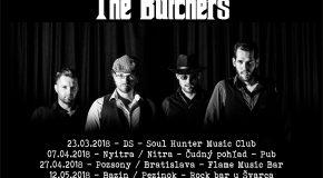 Elkészült a somorjai The Butchers zenekar új klippje