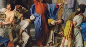 Napi evangélium – 2018. március 4. – Nagyböjt 3. vasárnapja
