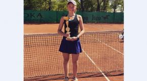 Nemzetközi junior tornát nyert Szabadkán Méri Eszter