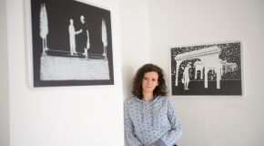 Bölcsők – Mayer Éva doktori mestermunka kiállítása